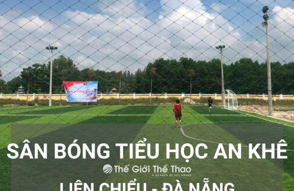 Sân bóng mini trường tiểu học An Khê
