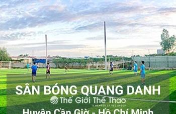 Sân bóng Mini Quang Danh