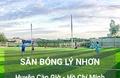 Sân bóng đá xã Lý Nhơn