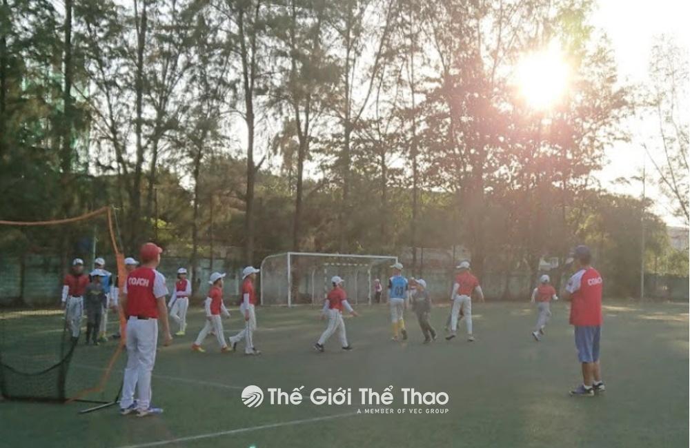 Sân bóng CLB bóng đá Phước Long A
