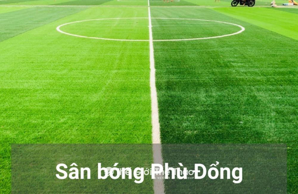 Sân bóng CLB Phù Đổng