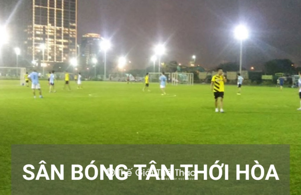 Sân bóng đá Mini Tân Thới Hòa