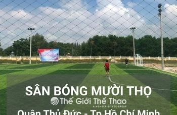 Sân bóng Mười Thọ