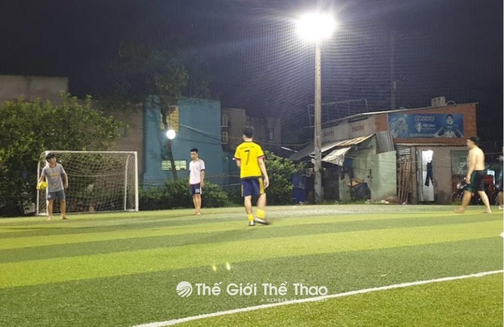 Sân bóng Hiếu Hoàng Long 1
