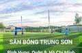 Sân bóng đá Trung Sơn