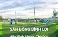 Sân bóng Bình Lợi