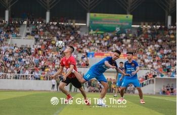 Sân vận động huyện Hoài Đức - Hà Nội