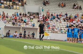 Sân bóng đá Mini cỏ nhân tạo Hồng Bảy