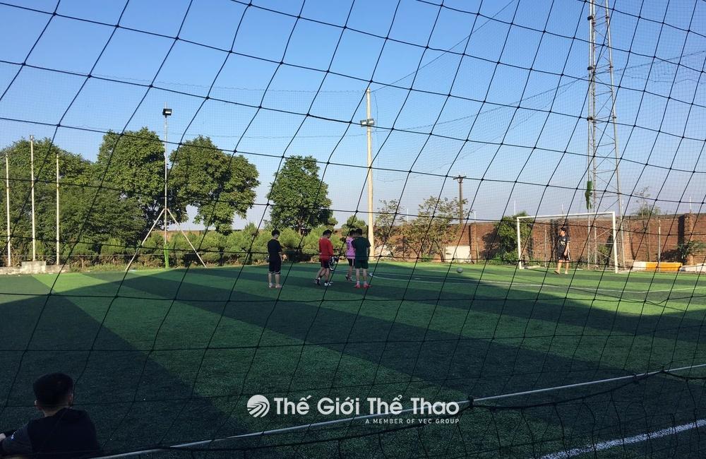 Sân bóng đá mini cỏ nhân tạo Mạnh Dũng Nam Định