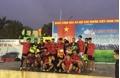 Sân bóng Hiệp Sơn Kinh Môn Hải Dương