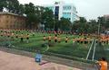 Sân bóng Redstar Đại học Sao Đỏ Chí Linh Hải Dương