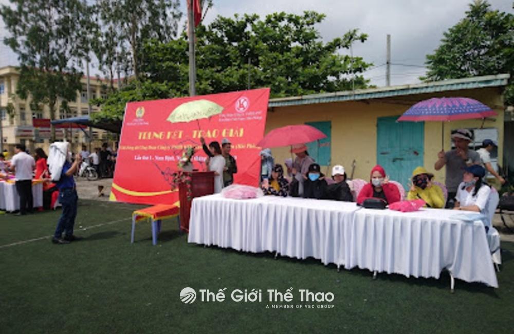 Sân cỏ nhân tạo Lộc Hạ - TP Nam Định