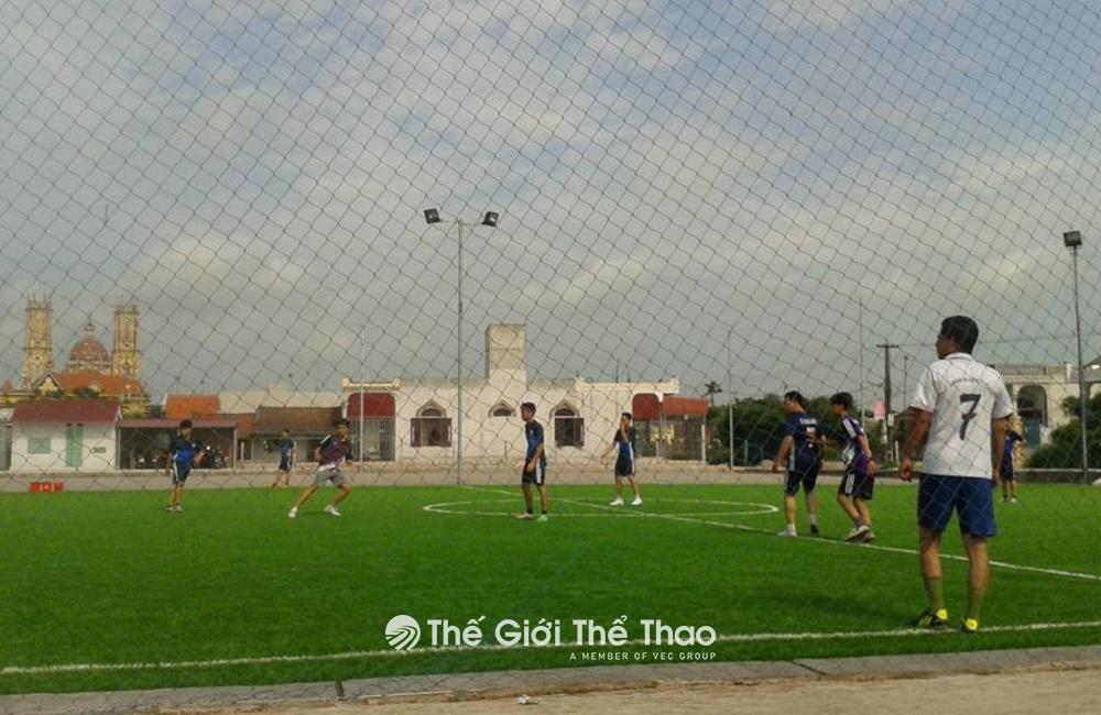 Sân bóng đá cỏ nhân tạo xóm 11- Hải Sơn - Hải Hậu