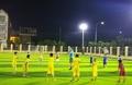Sân bóng nhà máy dệt Nam Định - TP Nam Định
