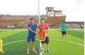 Sân bóng cỏ nhân tạo Anh Tuấn - Xuân Trường