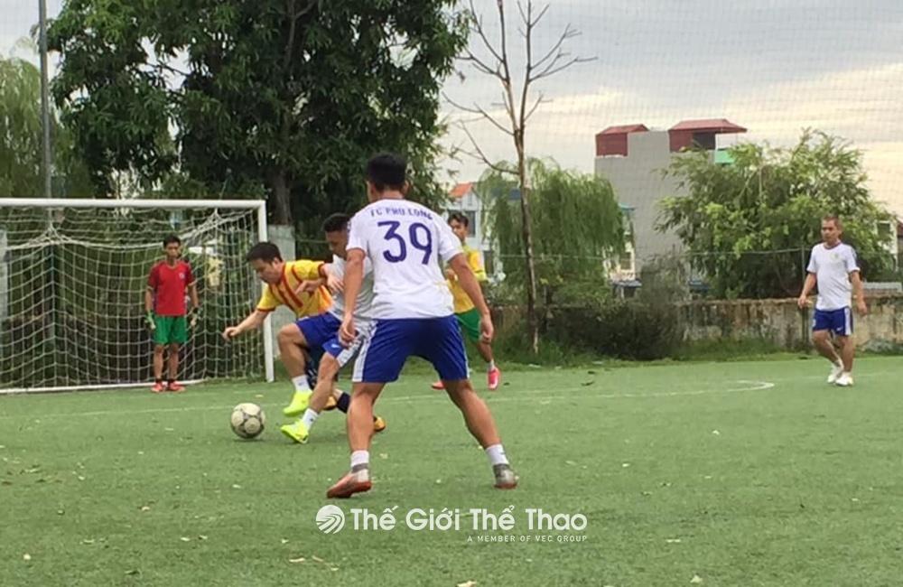Sân bóng công viên các Hoàng Tử - Lã Vọng Quán TP Nam Định
