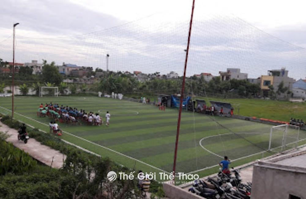 Sân cỏ nhân tạo thị trấn Cát Thành - Trực Ninh Nam Định
