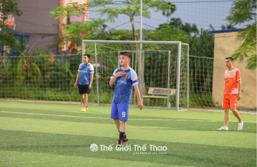 Sân bóng đá huyện Hải Hậu