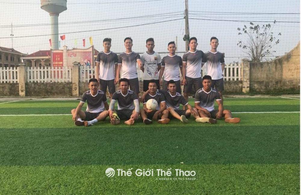 Sân bóng Hiển Khánh - Vụ Bản Nam Định