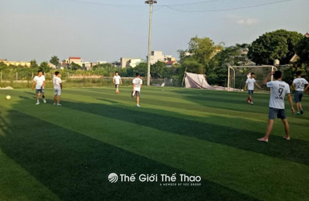 Sân bóng nhân tạo Làng Hạ - Mỹ Lộc Nam Định