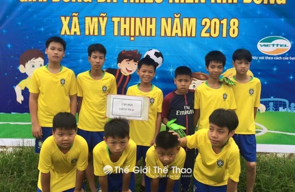 Sân bóng thôn Liêm Trại - Mỹ Lộc Nam Định