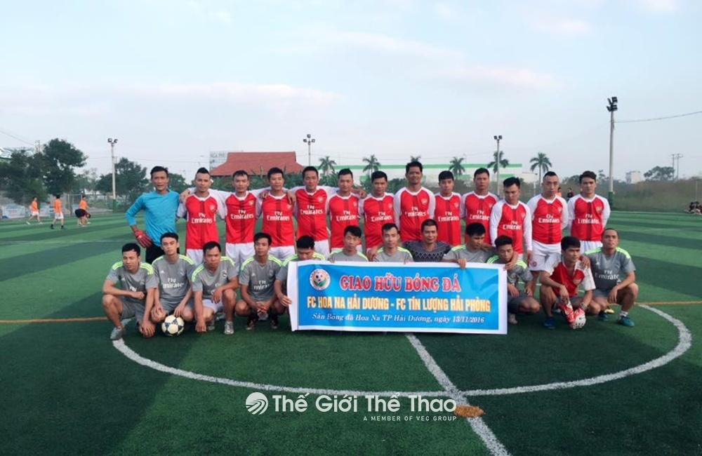 Sân bóng HoaNa BigC - Hải Dương