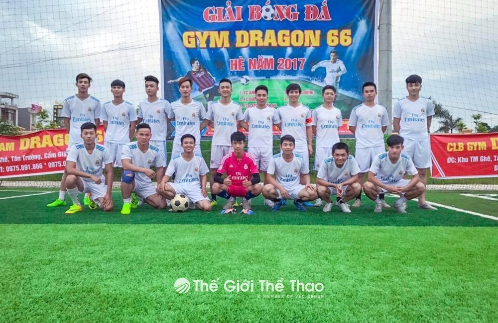 Sân bóng Tân Trường - Hải Dương