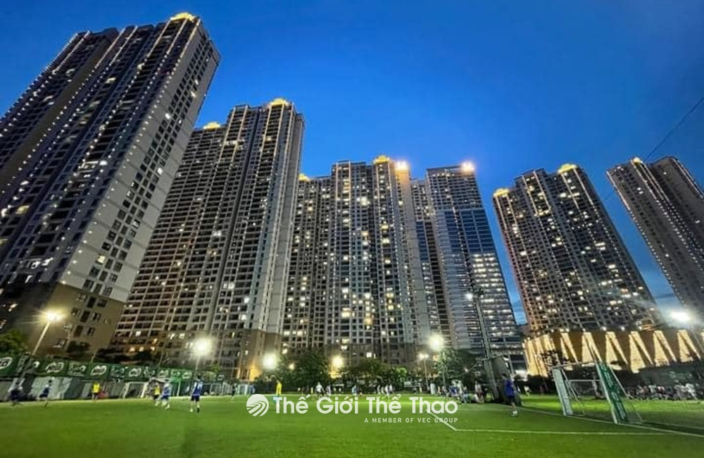 Sân bóng Thành Phát - Thanh Xuân Hà Nội