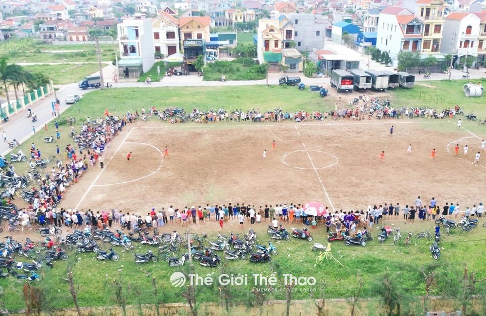 Sân vận động xã Xuân Kiên - Xuân Trường Nam Định