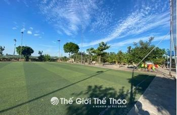 Sân cỏ nhân tạo Duy Vụ - Nam Trực Nam Định