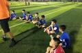 Sân bóng thị trấn Quất Lâm - Giao Thủy Nam Định