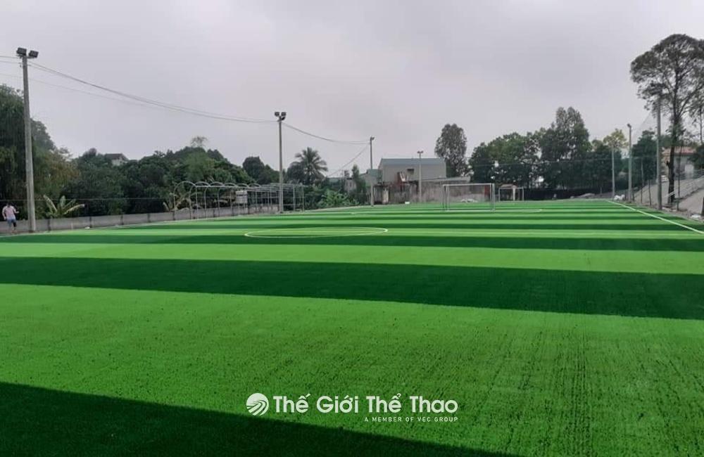 Sân bóng Chính Gấm -  Tam Điệp Ninh Bình