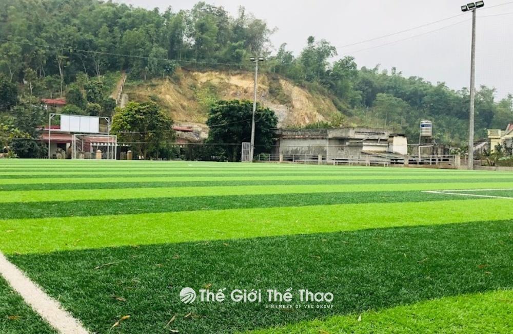 Sân Bóng Đá Đỉnh Chương - Đà Bắc Hòa Bình