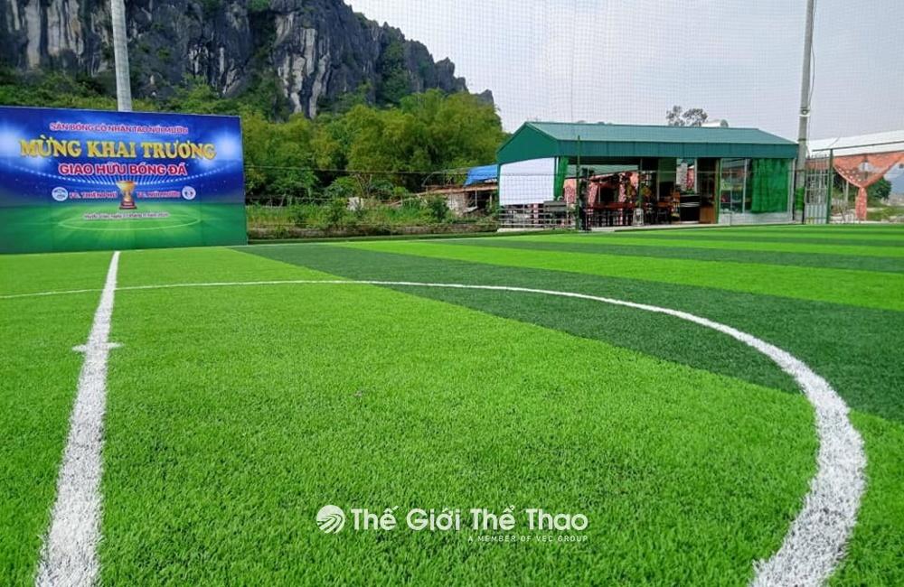 Sân bóng Núi Mưỡu - Gia Viễn Ninh Bình