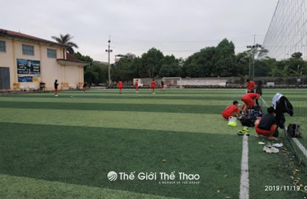 Sân bóng Phúc Thành - Tp. Ninh Bình