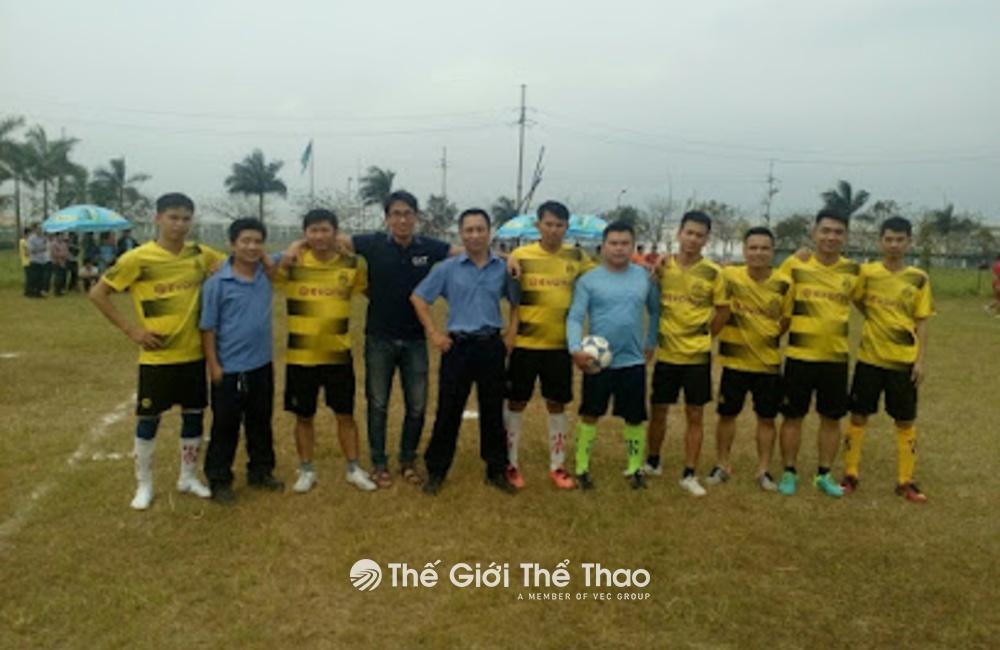 Sân bóng Đại Đồng - Tiên Du Bắc Ninh