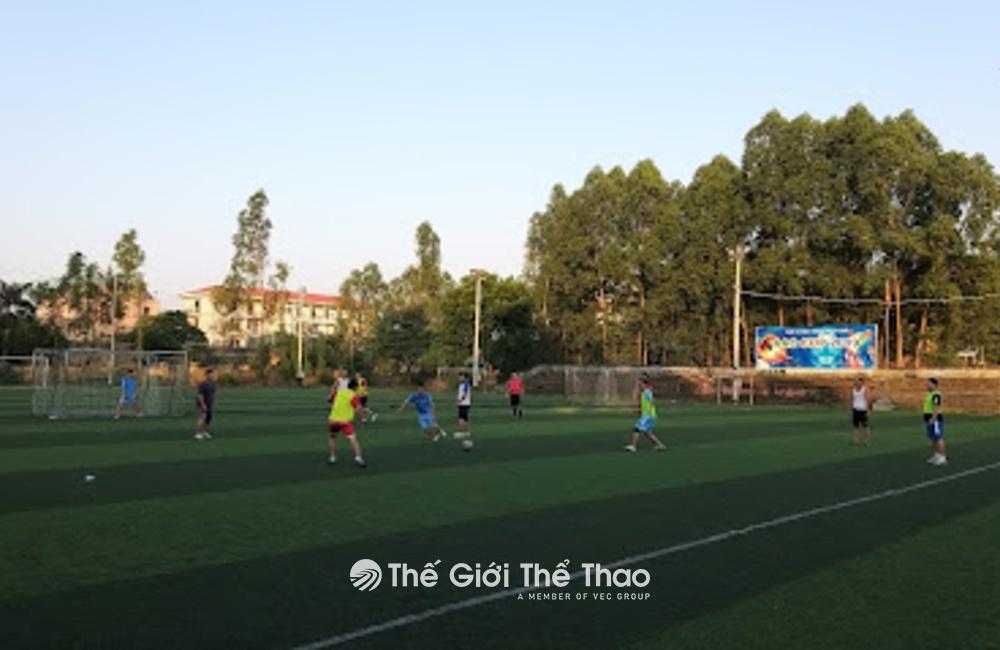 Sân bóng Đại Phúc - Bắc Ninh