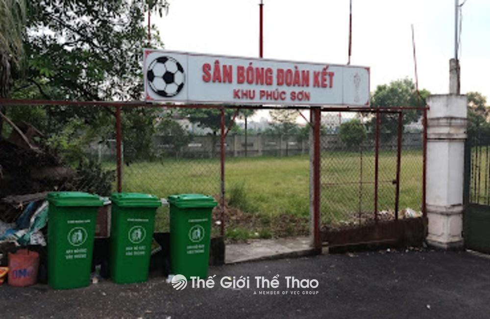 Sân Bóng Đoàn Kết - Bắc Ninh