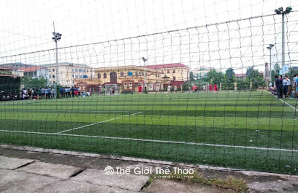 Sân bóng nhân tạo Hiến Nam - Hưng Yên