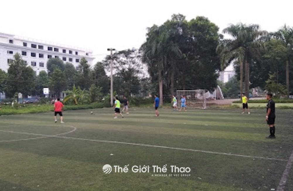 Sân Bóng Nhà Văn Hoá Thanh Thiếu Niên Bắc Ninh - Bắc Ninh