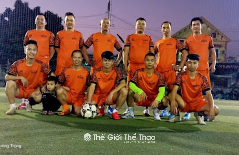 Sân bóng Quỳnh - Hiệp Hòa Bắc Giang