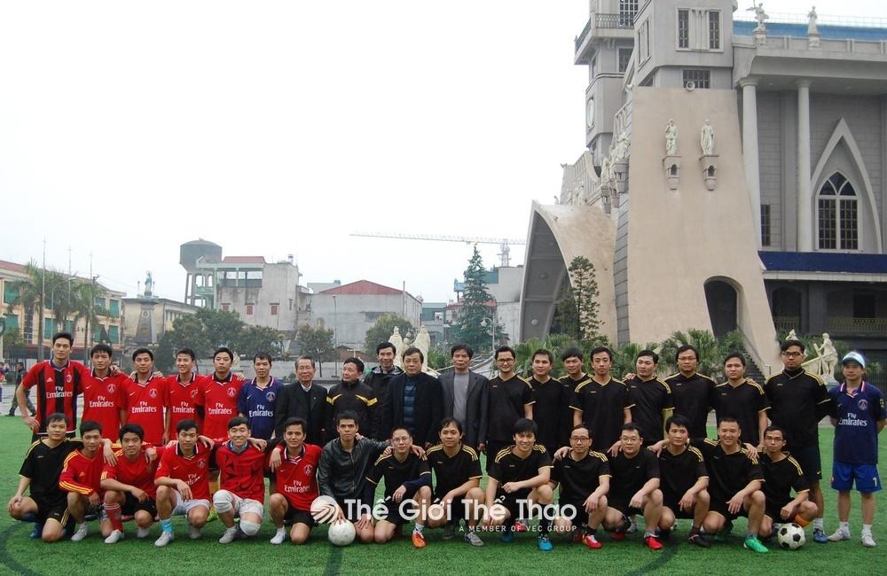 Sân Bóng Toà Giám Mục Thái Bình - Thái Bình