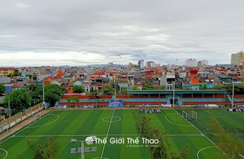 Sân vận động trường Cao đẳng Kỹ thuật Công nghiệp Bắc Giang - TP Bắc Giang