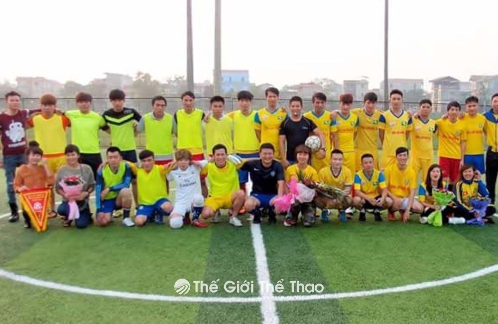 Sân Bóng Yên Lãng - Yên Phong Bắc Ninh