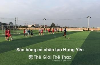 Sân bóng thị trấn Khoái Châu - Khoái Châu Hưng Yên