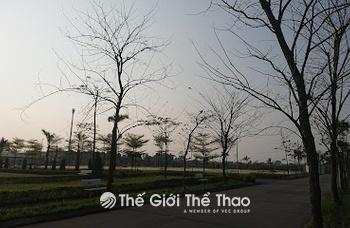 Sân bóng Trường Cao Đẳng Đại Việt - Tiên Du Bắc Ninh