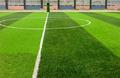 Sân bóng cỏ nhân tạo Long Viên -  Sơn Lạc Hòa Bình