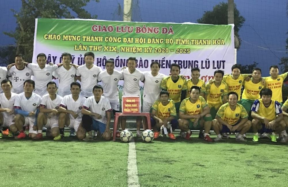 Sân bóng mini Bảo An - Bỉm Sơn Thanh Hóa