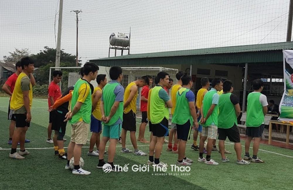 Sân Bóng Đá + Quán Bia Hơi Đức Ga - Tĩnh Gia Thanh Hóa