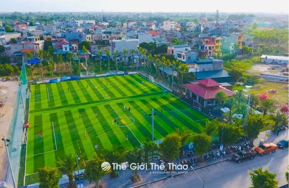 Sân Bóng Ecopark Hải Dương